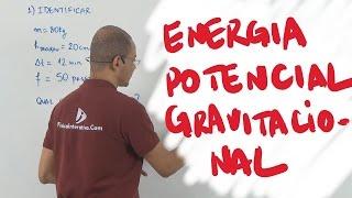 getlinkyoutube.com-Energia Potencial Gravitacional - OBFEP 2013 - q13/20