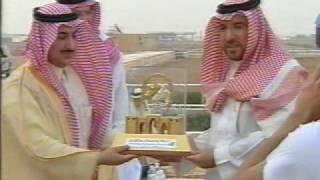 getlinkyoutube.com-تسليم سيارة الشيخ هيف السباق20جدة