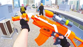 getlinkyoutube.com-Nerf War: First Person Shooter 9