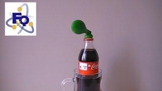 getlinkyoutube.com-Inflar un globo con coca cola