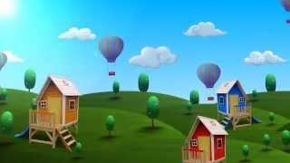 getlinkyoutube.com-Сказка для детей. Футаж.
