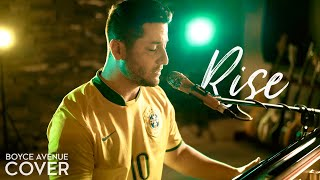 Rise - Katy Perry (Boyce Avenue Piano Acoustic Cover)(Olympic Games Rio 2016)