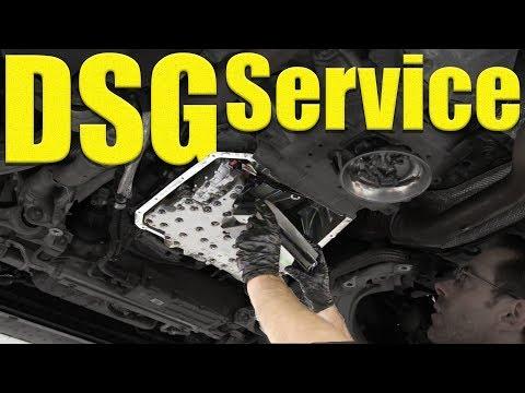 DSG Service for B8.5 Audi S4 (OB5) 7 Speed DIY