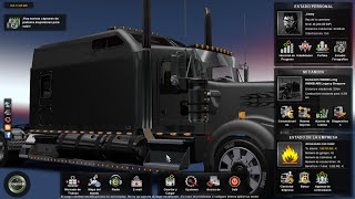getlinkyoutube.com-Kenworth W900B Long Edition para Euro Truck Simulator 2 | Mod Camion + Motor de 3100cv + Sonido Real