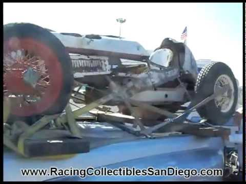Big 3 auto swap Vintage Sprint Car 2-25-2012