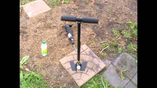 getlinkyoutube.com-Air Force PCP Hand Pump Demonstration