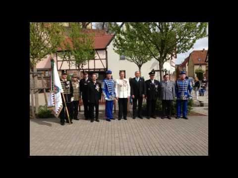 VI. Nemzetközi Bajtársi Találkozó Karbachban - 2015.05.01 - 04