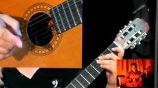 getlinkyoutube.com-تعليم انت عمرى للمبتدئين على الجيتار - ايمن حبيب - الجزء الاول
