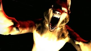 getlinkyoutube.com-Goosebumps Night Of Scares #3 The Wolf and Clown