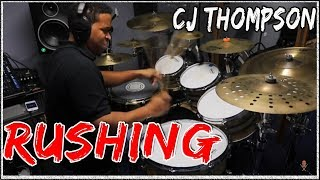CJ Thompson 2018 Rushing Track -By Joshua Crawford (First Of Many Real Drum Covers! LOL!)