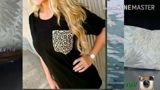getlinkyoutube.com-خطوات تفصيل بلوزة علي الموضة من الطرحة الجل 😮💕💕