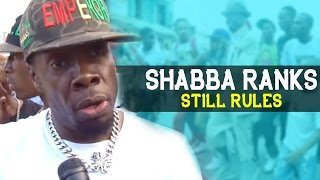 Shabba Ranks: Still Rules