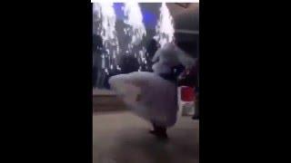getlinkyoutube.com-عريس يضرب زوجته في حفل زفاف