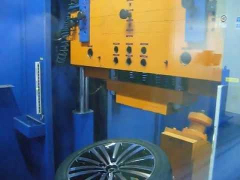 Тест на удар (спица) - колесные литые диски на Volkswagen (Фольксваген). WSP Italy W462 Altair