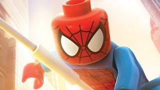 getlinkyoutube.com-LEGO Marvel Super Heroes All Cutscenes Full MOVIE