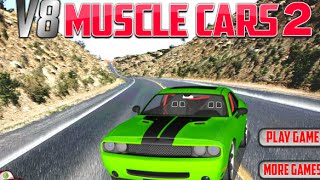 V8 Muscle Cars 2 Level 1-6 Walkthrough