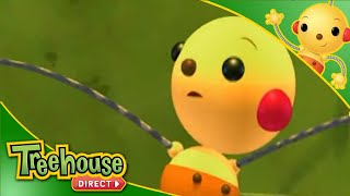 getlinkyoutube.com-Rolie Polie Olie - Ten Foot Olie / The Big Drip / Invasion Of The Ticklers! - Ep.62