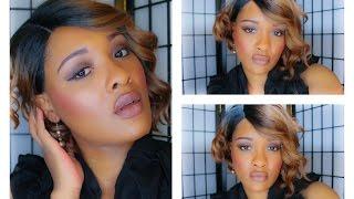 getlinkyoutube.com-Wig Review I Sammi from FreeTress Equal