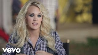 "getlinkyoutube.com-Carrie Underwood - Behind The Scenes of ""Blown Away"""