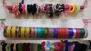 getlinkyoutube.com-DIY: How to make Hair bow/Bracelet Holder
