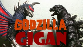 getlinkyoutube.com-Godzilla Against Gigan The Battle For Earth (Stop Motion Fanfilm)