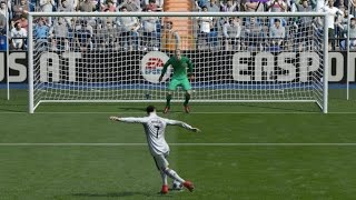 getlinkyoutube.com-The Rabona Penalty in FIFA