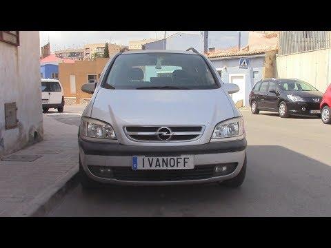 Ремонт автомобиля Opel Zafira A 2003, двигатель Y22DTR, ошибки P1222, P0340, P0335
