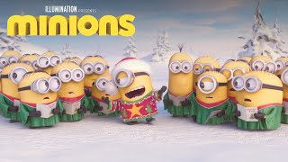 getlinkyoutube.com-Minions - Jingle Bells Sing-A-Long (HD) - Illumination