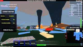 getlinkyoutube.com-Roblox Tornado Alley 2