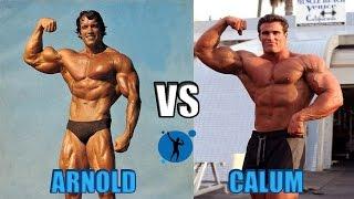 getlinkyoutube.com-Arnold Schwarzenegger vs Calum Von Moger
