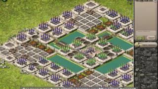 getlinkyoutube.com-Stronghold Kingdoms Гайд Часть 4. Замок и Ваша защита