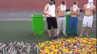 أدمين صفحة Hooligans di CRB  يردون على أطفال الفايسبوك حول قضية  2091 فيميجان و500 بوق (#ACAB #FUCK)