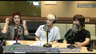 getlinkyoutube.com-150619 [ENG SUB] MBLAQ - Reconciliation After 6 Years @ Midday's Request #엠블랙 #거울