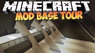 getlinkyoutube.com-Minecraft: Mod Showcase Base Tour - Carpenter's Blocks