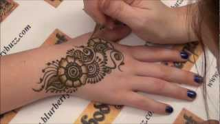 getlinkyoutube.com-Nice Henna Strip 1.wmv