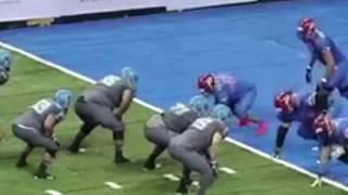 getlinkyoutube.com-Ameer Ismail || 2016 CAFL Highlights
