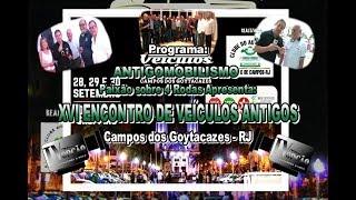 XVI Encontro de Veículos Campos do Goytacazes-RJ