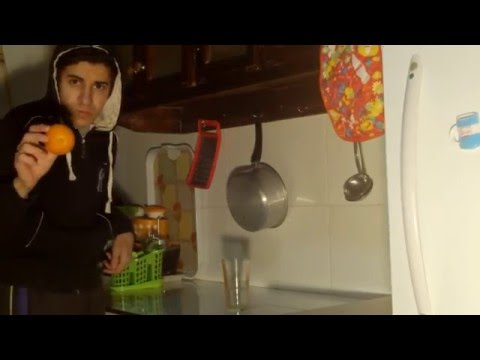 طريقة جديدة لعصر البرتقال 2016