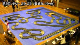 Tamiya Mini4wd -  ChampionShip Kanto in Minami Yokohama Part.1(2012.3.18) Race result