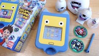 getlinkyoutube.com-全15アプリを徹底レビュー!DX妖怪パッド 妖怪ウォッチ 全妖怪メダルに対応 & 380種類以上の妖怪情報を搭載 サウンドも収録でウィスパーになりきれる!妖怪Pad