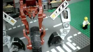 getlinkyoutube.com-Transformers Stopmotion: Revenge of the Decepticons