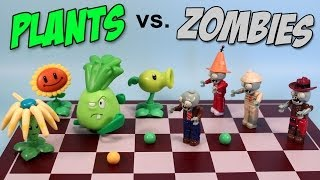 getlinkyoutube.com-Plants vs. Zombies K'nex Mystery Packs Series 1 Opening Codes