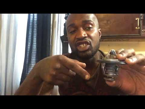 Car thermostat wax cylinder explained