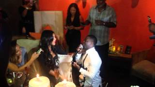 getlinkyoutube.com-Kevin Hart Proposes To Eniko
