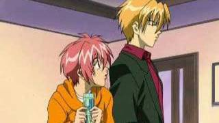 getlinkyoutube.com-Shuichi and Yuki's love scenes