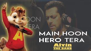 "getlinkyoutube.com-""Main Hoon Hero Tera"" chipmunks version | Alvin and The Band"
