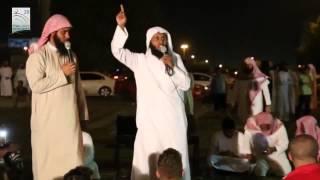 ايات عذبه للشيخ منصور السالمي في جلسه ايمانيه رائعه .. جديد