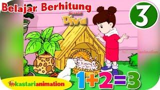 getlinkyoutube.com-Belajar Berhitung bersama Diva HD - Part 3 | Kastari Animation Official