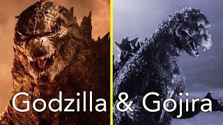getlinkyoutube.com-A Comparison: Godzilla & Gojira