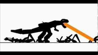 getlinkyoutube.com-Me Grimlock King! Pivot Transformers FOC Grimlock